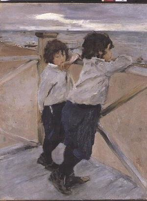 Two Boys, 1899