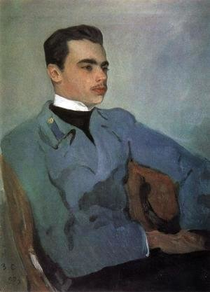 Portrait Of Count Nikolay Sumarokov Elstone 1903
