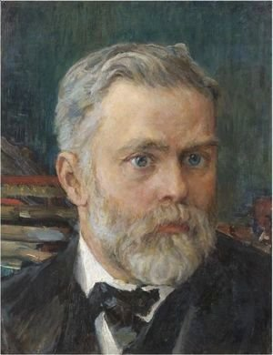 Portrait Of Emmanuel Nobel